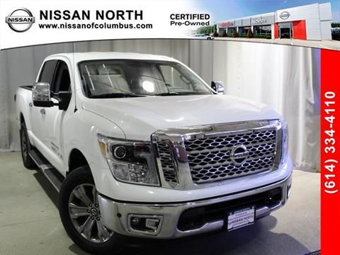2018 Nissan Titan for sale in Columbus, OH