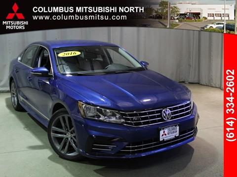 2016 Volkswagen Passat for sale in Columbus, OH