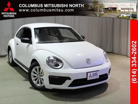 2018 Volkswagen Beetle for sale in Columbus, OH