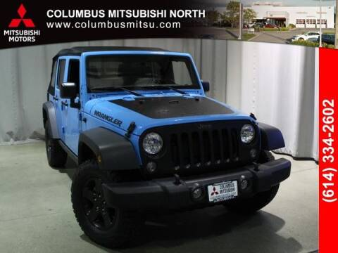 2017 Jeep Wrangler Unlimited for sale in Columbus, OH