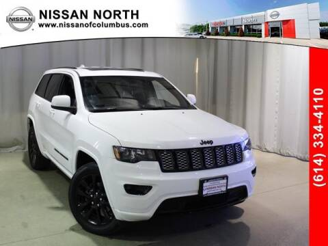 2017 Jeep Grand Cherokee Altitude for sale at Auto Center of Columbus in Columbus OH