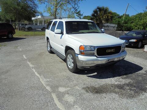 2003 GMC Yukon for sale in Port Orange, FL