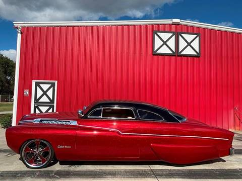 Movie Cars For Sale >> 1951 Mercury Lead Sled Chopped Top Custom For Sale In Oviedo Fl