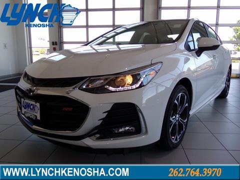 2019 Chevrolet Cruze for sale in Kenosha, WI