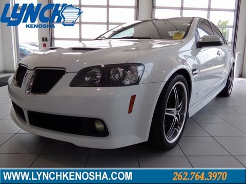 2008 Pontiac G8 for sale in Kenosha, WI