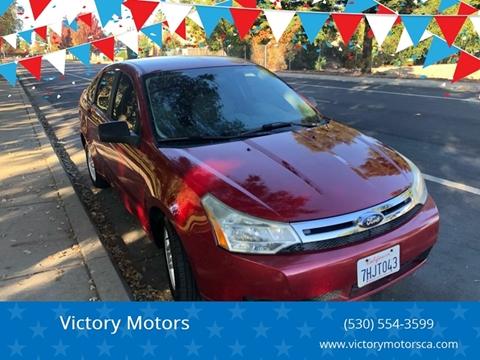 Sedan For Sale In Yuba City Ca Victory Motors