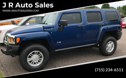 2006 HUMMER H3 for sale in Rice Lake, WI