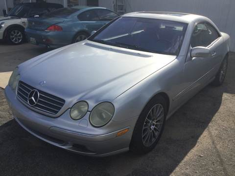 2001 Mercedes-Benz CL-Class for sale in Pensacola, FL