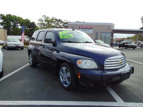 2010 Chevrolet Hhr For Sale In Bushnell Fl