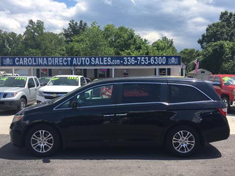 2013 Honda Odyssey for sale in Mocksville, NC