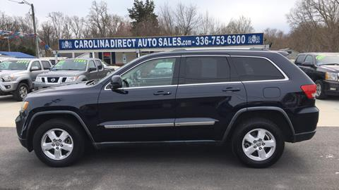 2011 Jeep Grand Cherokee for sale in Mocksville, NC