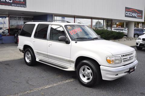 1998 Ford Explorer for sale in Milleville, NJ