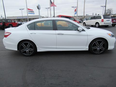 2017 Honda Accord for sale in Manitowoc, WI