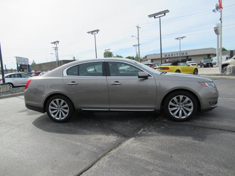 2016 Lincoln MKS for sale in Manitowoc, WI