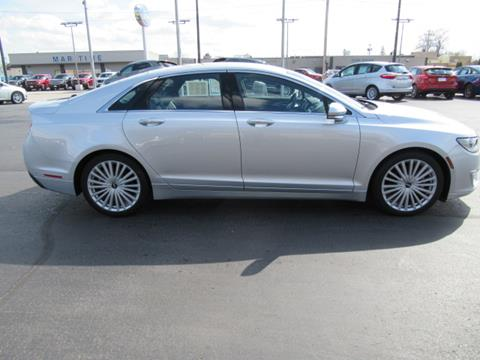 2017 Lincoln MKZ for sale in Manitowoc, WI