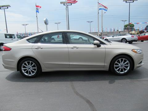 2017 Ford Fusion for sale in Manitowoc, WI