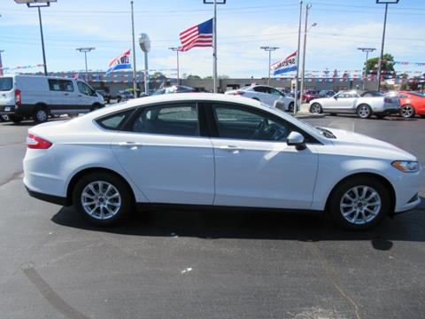 2016 Ford Fusion for sale in Manitowoc, WI
