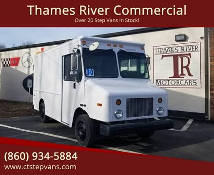 Used Trucks For Sale In Ct >> 2004 Freightliner Mt45 Chassis For Sale In Uncasville Ct