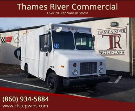 2004 Freightliner MT45 Chassis for sale in Uncasville, CT