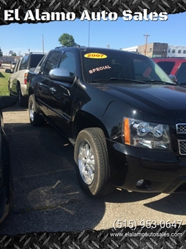 2007 Chevrolet Avalanche for sale in Des Moines, IA