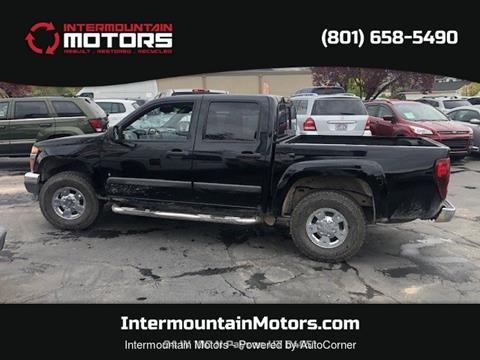 2008 GMC Canyon for sale in Payson, UT