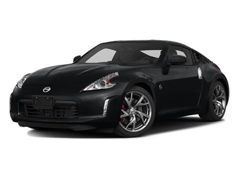 Used Nissan 370z For Sale Carsforsalecom