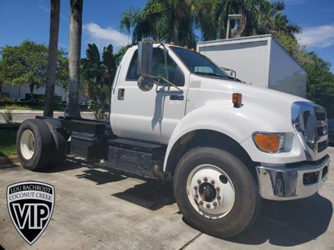 2013 Ford F-750 Super Duty for sale in Coconut Creek, FL