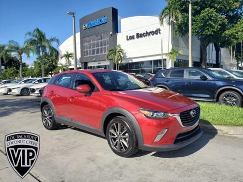 2017 Mazda CX-3 for sale in Coconut Creek, FL
