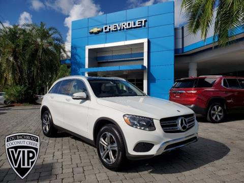 2016 Mercedes-Benz GLC for sale in Coconut Creek, FL