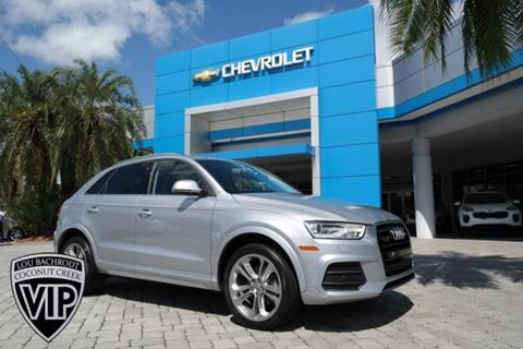 2016 Audi Q3 for sale in Coconut Creek, FL