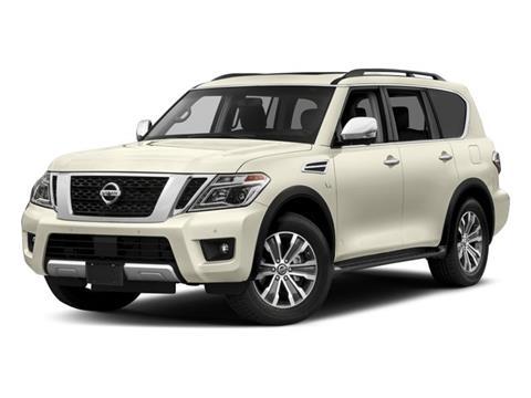 2017 Nissan Armada for sale in Coconut Creek, FL