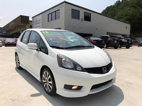 2013 Honda Fit for sale in Chattanooga, TN