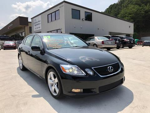 2007 Lexus GS 350 for sale in Chattanooga, TN