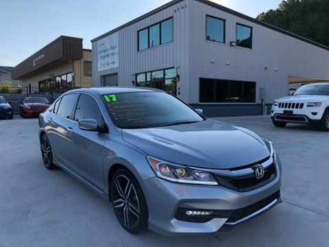 2017 Honda Accord for sale in Chattanooga, TN
