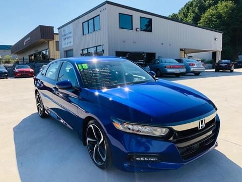 2018 Honda Accord for sale in Chattanooga, TN