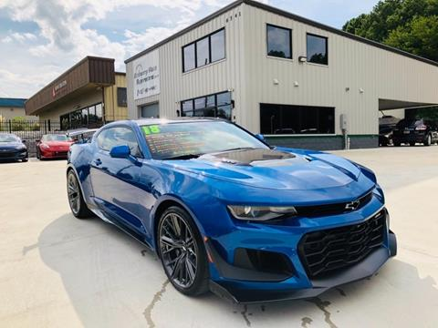 2018 Chevrolet Camaro for sale in Chattanooga, TN