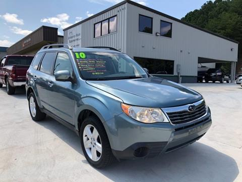 2010 Subaru Forester for sale in Chattanooga, TN