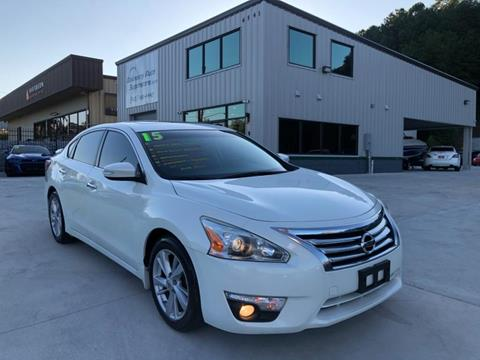 Used Cars Chattanooga >> 2015 Nissan Altima For Sale In Chattanooga Tn