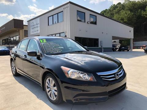 2012 Honda Accord for sale in Chattanooga, TN