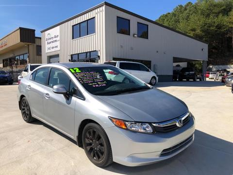 2012 Honda Civic for sale in Chattanooga, TN