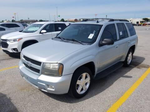 2008 Chevrolet TrailBlazer for sale at More 4 Less Auto in Sioux Falls SD