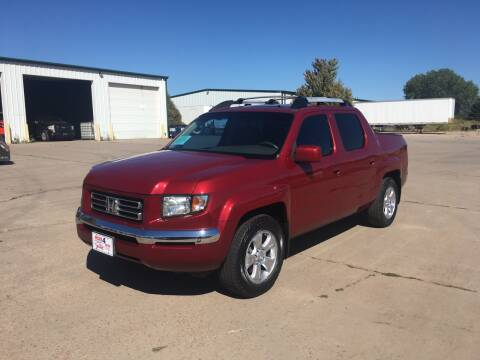 2006 Honda Ridgeline for sale at More 4 Less Auto in Sioux Falls SD