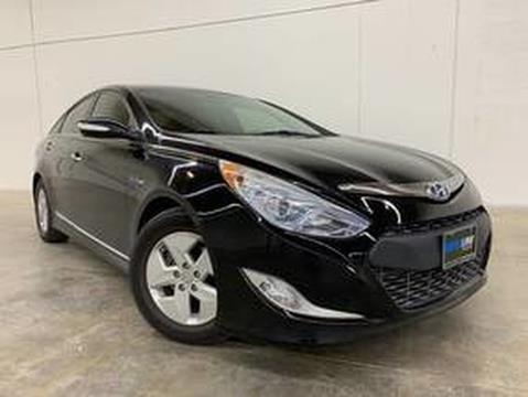 2012 Hyundai Sonata Hybrid for sale in Carrollton, TX