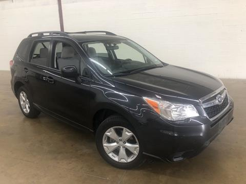 2016 Subaru Forester for sale in Carrollton, TX