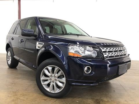 2015 Land Rover LR2 for sale in Carrollton, TX