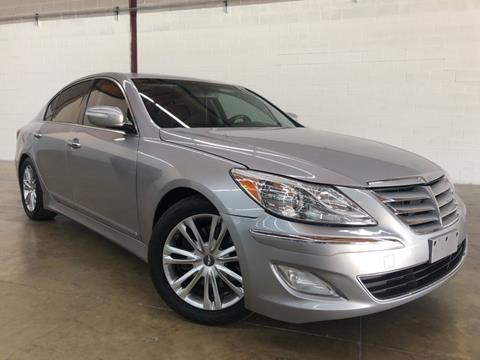 2013 Hyundai Genesis for sale in Carrollton, TX