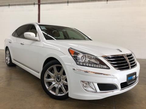 2013 Hyundai Equus for sale in Carrollton, TX