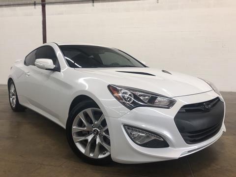 2013 Hyundai Genesis Coupe for sale in Carrollton, TX