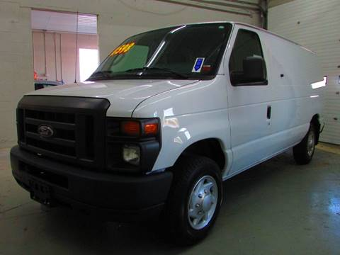 2012 Ford E-Series Cargo for sale in Lockport, NY