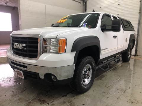 2008 GMC Sierra 2500HD for sale in Lockport, NY